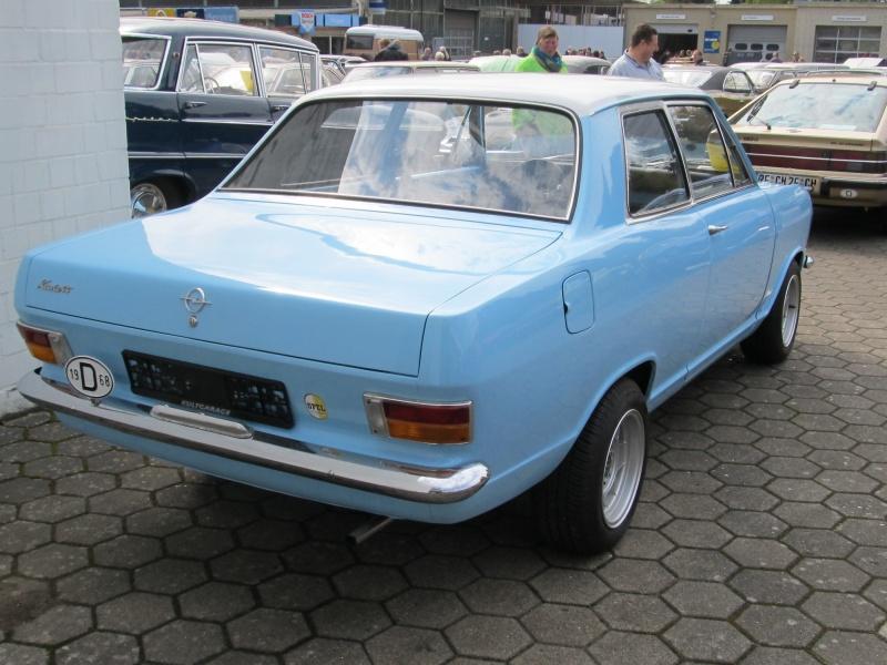 Opel-Treffen in Wedel Kadett11