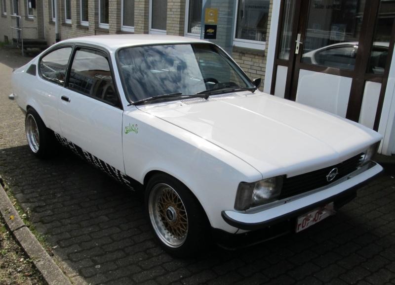 Opel-Treffen in Wedel Kadett12