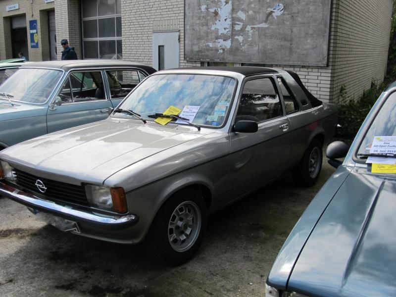 Opel-Treffen in Wedel Kadett16