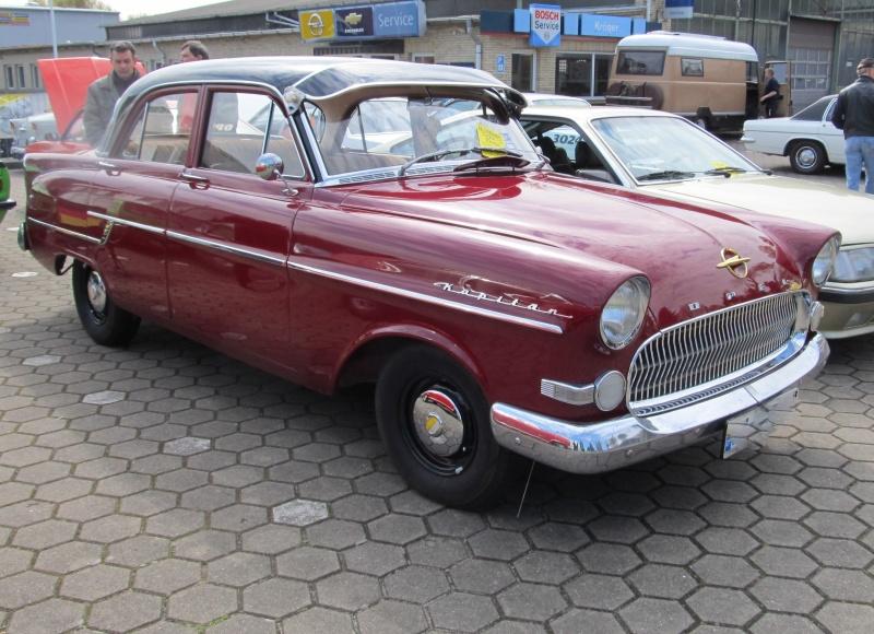 Opel-Treffen in Wedel Kapity12