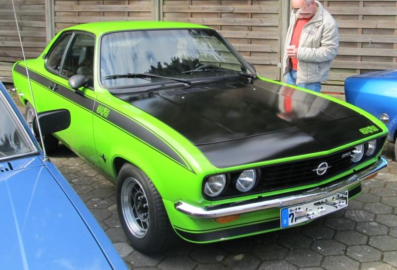 Opel-Treffen in Wedel Manta_16