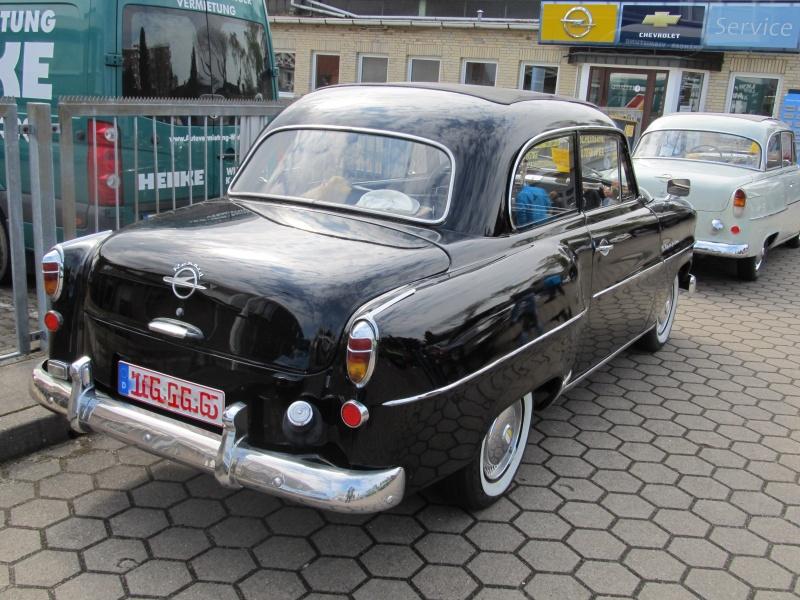 Opel-Treffen in Wedel Olympi13