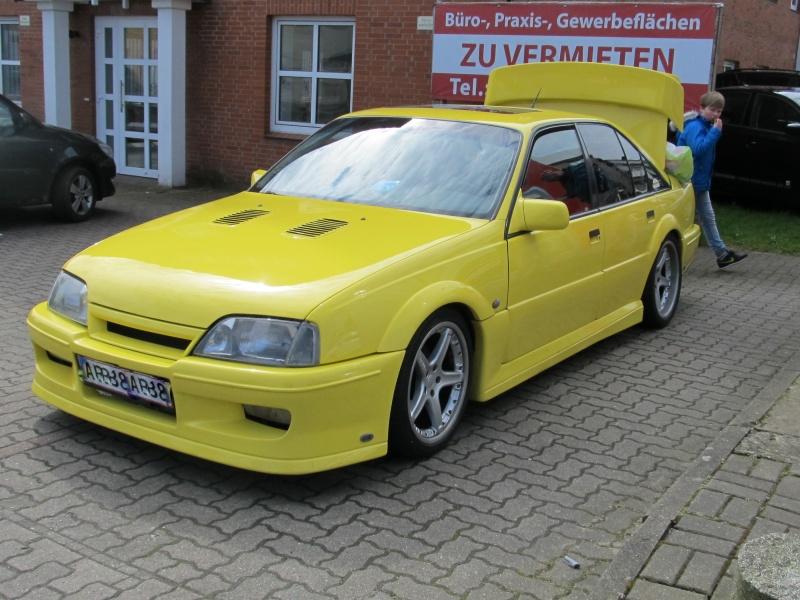 Opel-Treffen in Wedel Omega_10