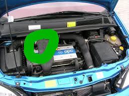 [ Opel Zafira essence an 2000 ] mon moteur monte en régime en tournant le volant Zafira10