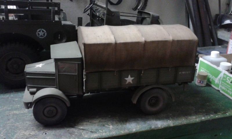 American truck 20160112