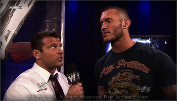 #RAW80 Interview backstage 70310