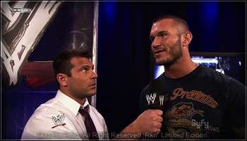 #RAW80 Interview backstage 70410