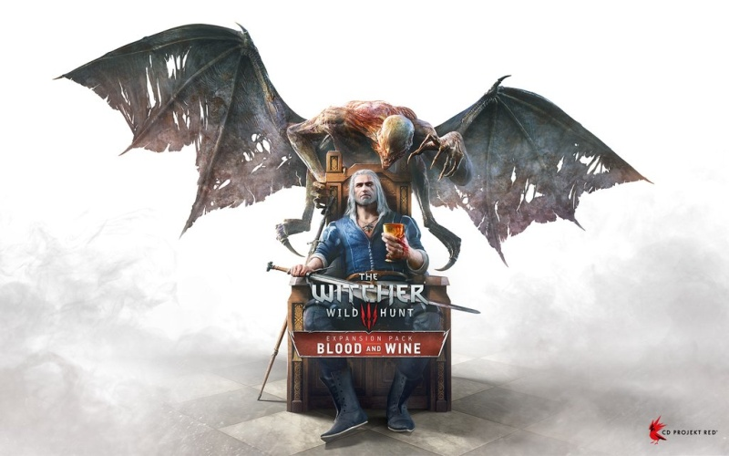 The witcher 3 Wild hunt : Blood and wine sortie le 31 mai Toussa10