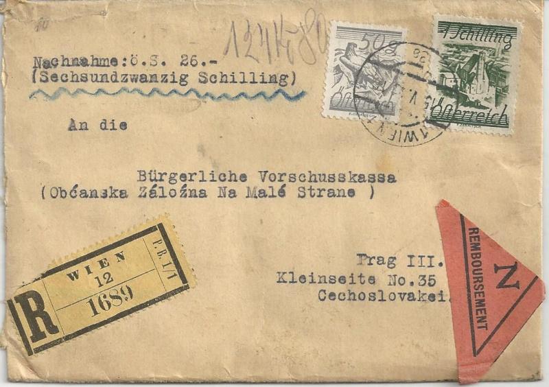 Österreich 1925 - 1938 - Seite 5 Bild14