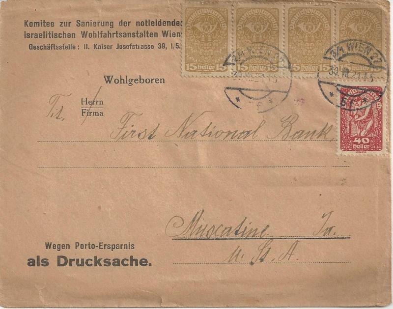 Inflation in Österreich - Belege - 1918 bis 1925 - Seite 7 Bild16
