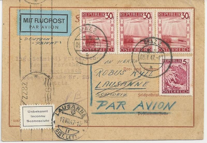 Landschaftsbilder ANK 738-766  -  Belege - Seite 7 Bild21