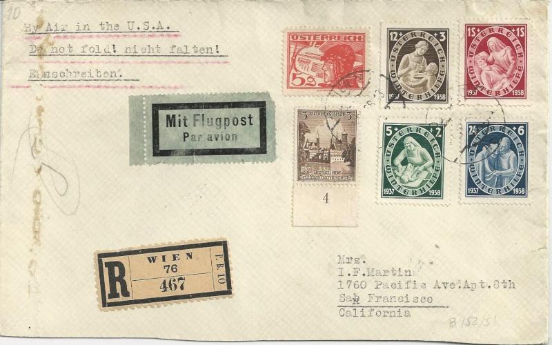Österreich im III. Reich (Ostmark) Belege - Seite 7 Bild22