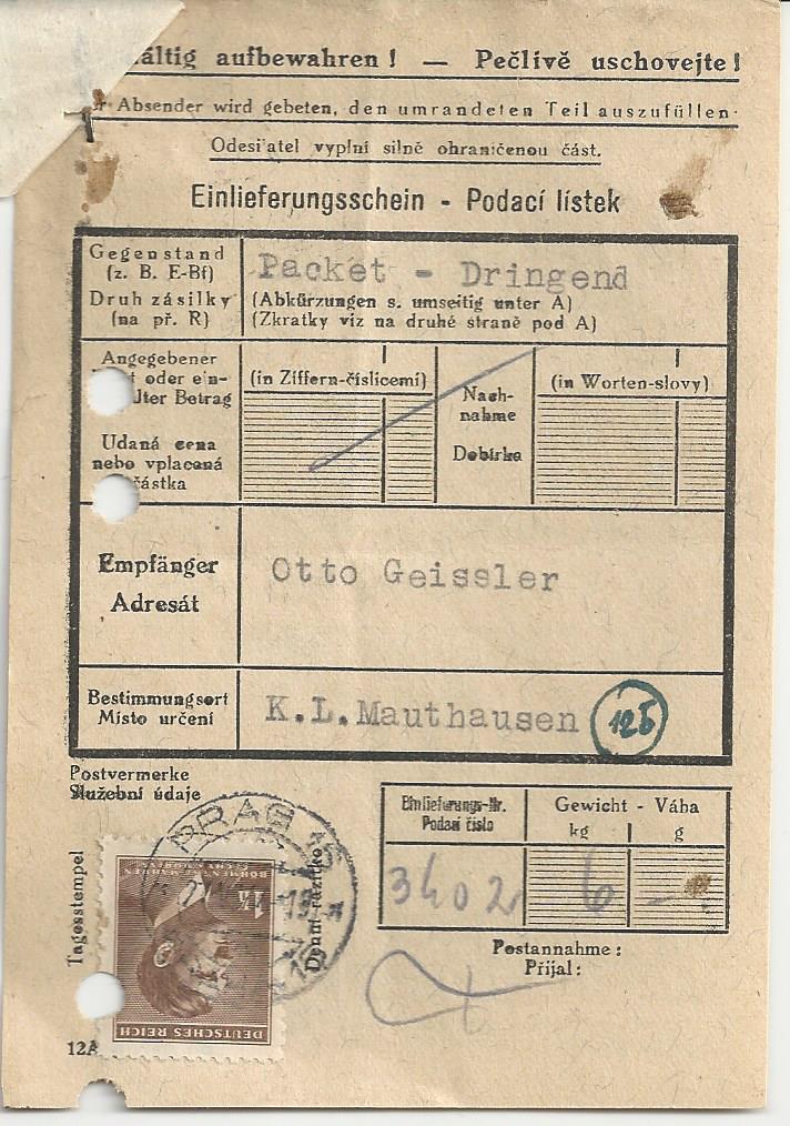 Österreich im III. Reich (Ostmark) Belege - Seite 7 Bild24