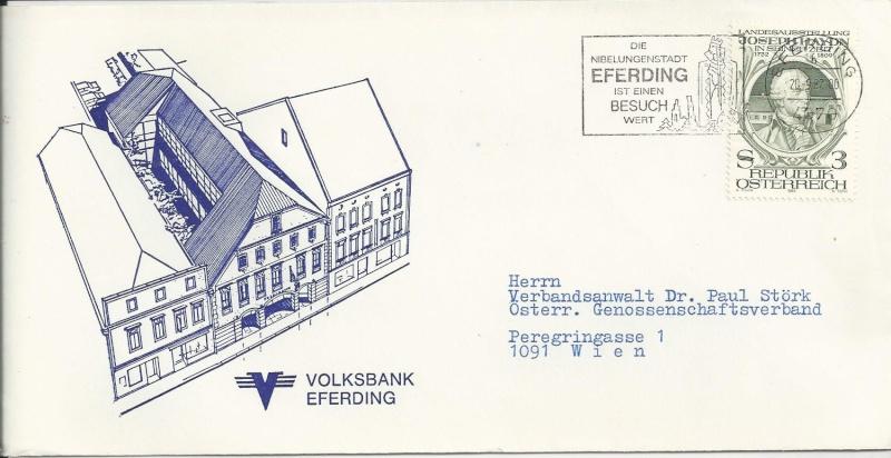 Briefe / Poststücke österreichischer Banken - Seite 3 Bild25