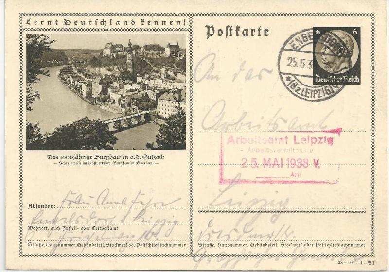 Deutsches Reich April 1933 bis 1945 - Drittes Reich - Seite 3 Bild34