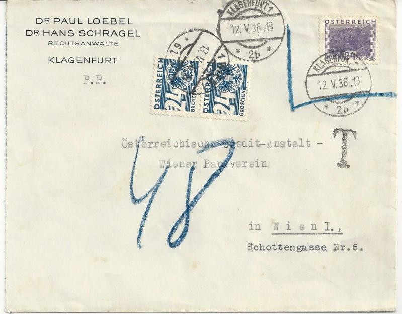 Österreich 1925 - 1938 - Seite 4 Bild36