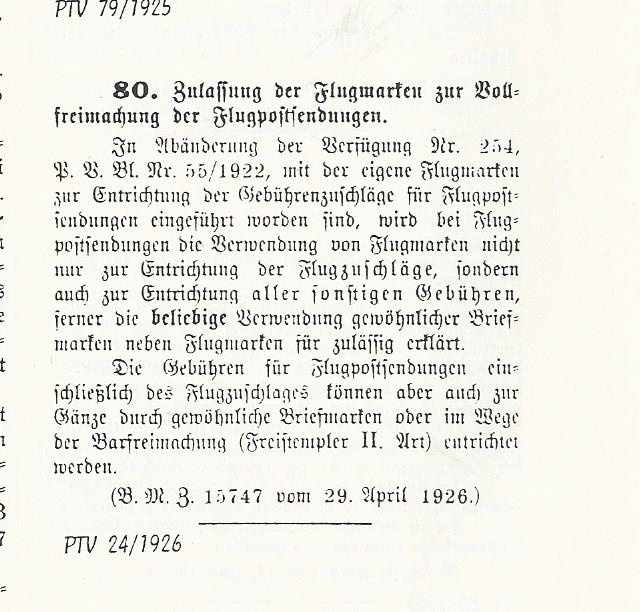 Österreich 1925 - 1938 - Seite 4 Bild37