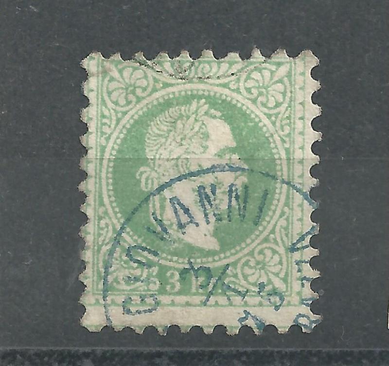 Nachtrag - Freimarken-Ausgabe 1867 : Kopfbildnis Kaiser Franz Joseph I - Seite 12 Bild39