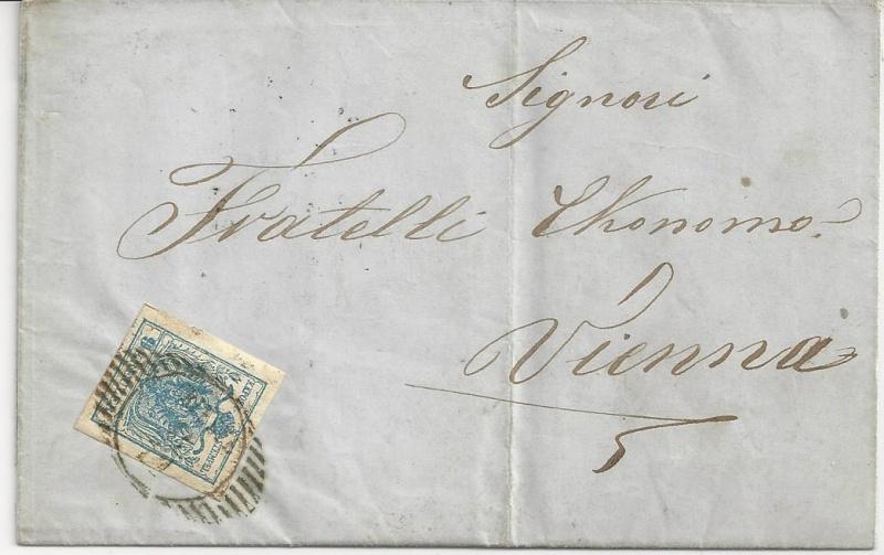Die erste Österreichische Ausgabe 1850 - Seite 8 Bild40