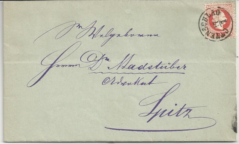 Briefe / Poststücke österreichischer Banken - Seite 3 Bild51