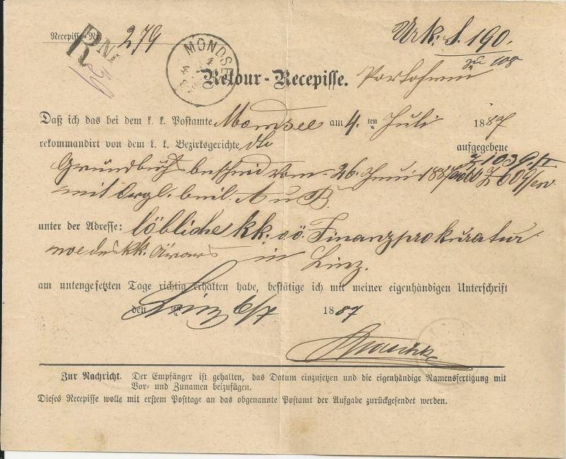 Freimarken-Ausgabe 1867 : Kopfbildnis Kaiser Franz Joseph I - Seite 14 Bild55