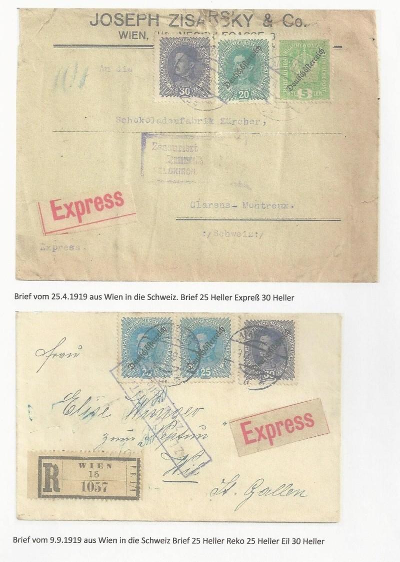 Die Auslandsexpreßgebühr ab 1.9.1918 Bild_113