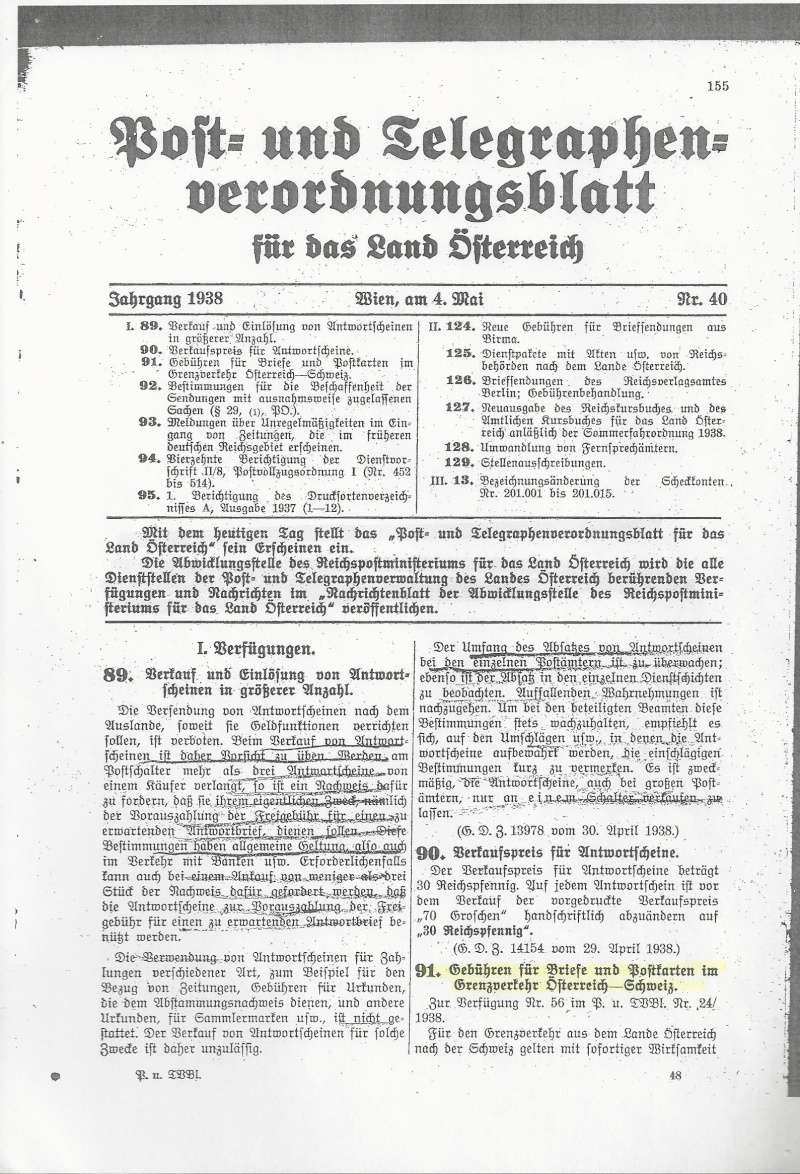 Österreich im III. Reich (Ostmark) Belege - Seite 7 Bild_210