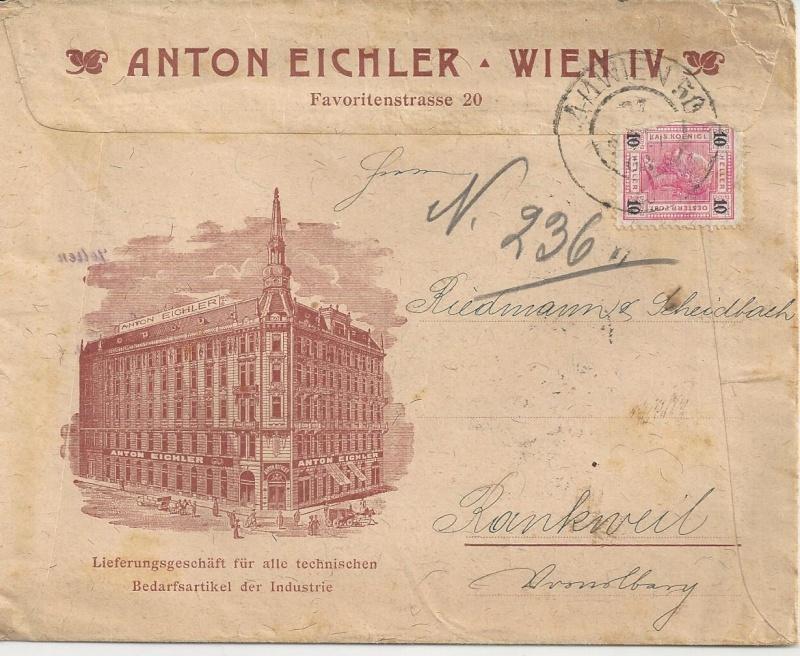 Werbeumschläge und -karten aus Österreich - Seite 4 Bild_217