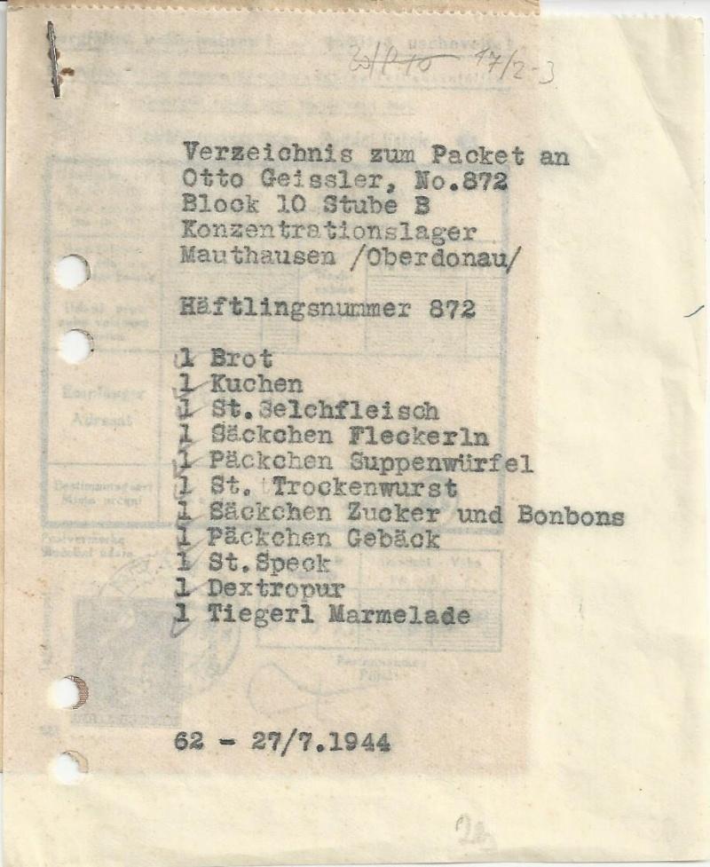 Österreich im III. Reich (Ostmark) Belege - Seite 7 Bild_221