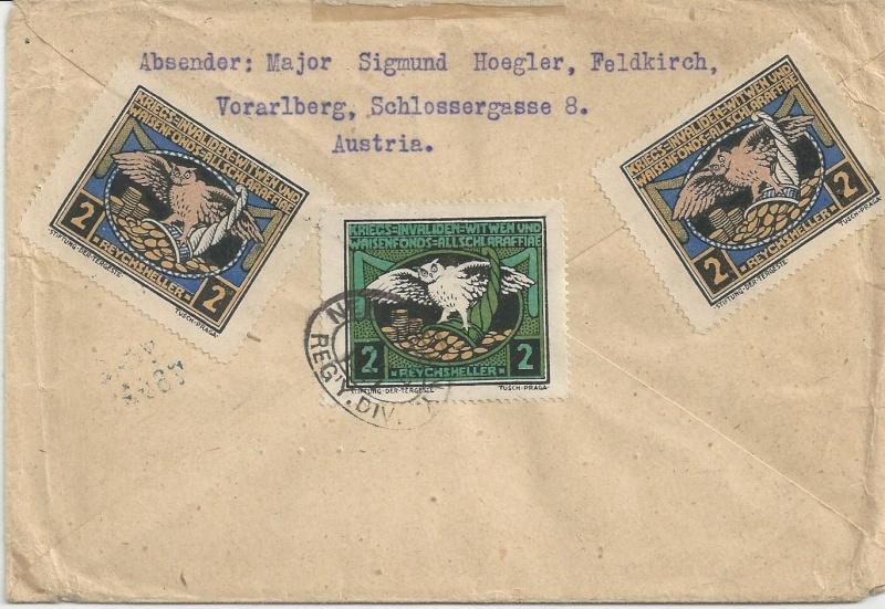 Inflation in Österreich - Belege - 1918 bis 1925 - Seite 7 Bild_226