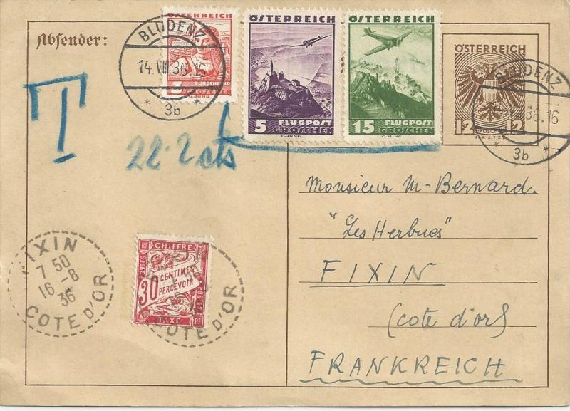 Österreich 1925 - 1938 - Seite 4 Bild_228