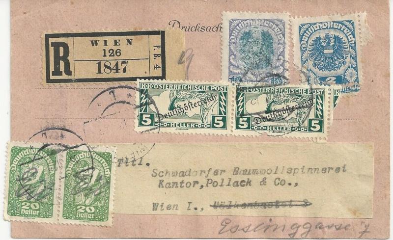 Inflation in Österreich - Belege - 1918 bis 1925 - Seite 7 Bild_317