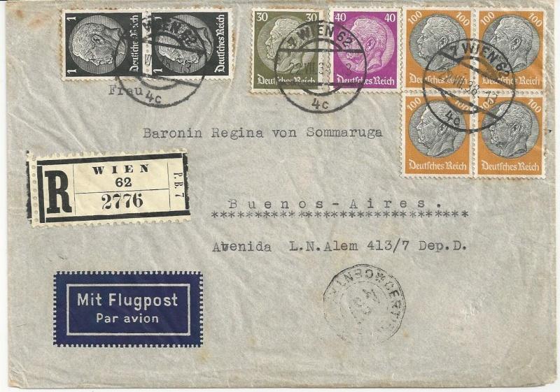 Österreich im III. Reich (Ostmark) Belege - Seite 7 Bild_323