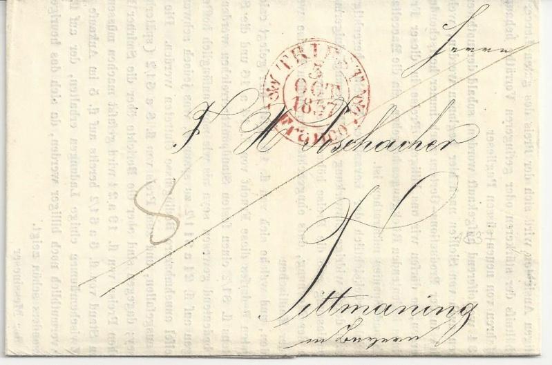 Vorphilatelie Österreich  -   Briefe aus der Vormarkenzeit - Seite 2 Bild_324