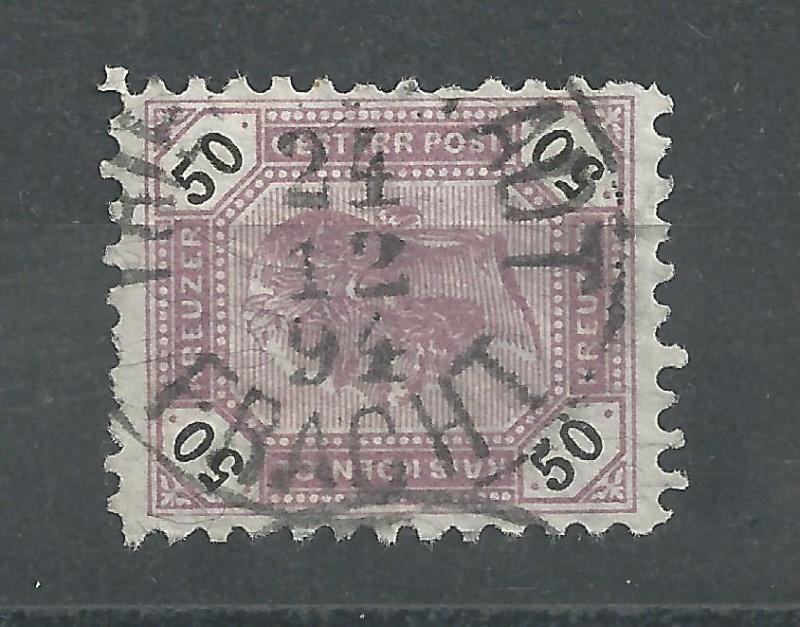 Nachtrag - Freimarken-Ausgabe 1867 : Kopfbildnis Kaiser Franz Joseph I - Seite 12 Bild_325