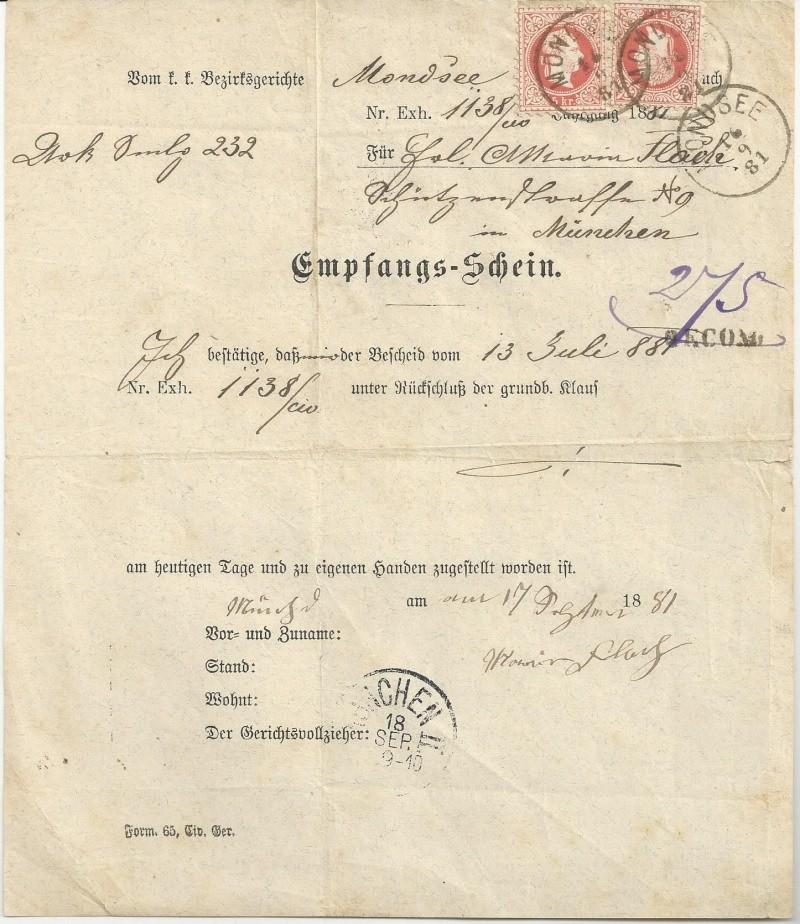 ungarn - Freimarken-Ausgabe 1867 : Kopfbildnis Kaiser Franz Joseph I - Seite 13 Bild_335