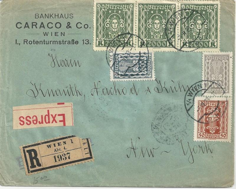 Inflation in Österreich - Belege - 1918 bis 1925 - Seite 7 Bild_412