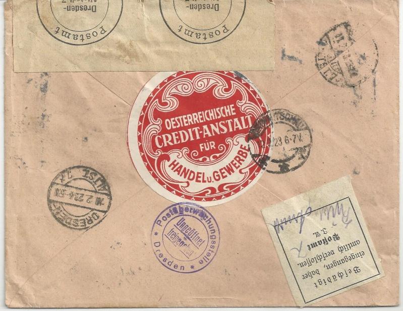Devisenkontrolle im Deutschen Reich nach Ende des 1. Weltkrieges Bild_414
