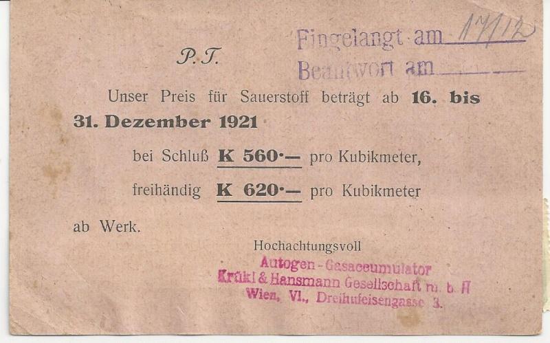 Inflation in Österreich - Belege - 1918 bis 1925 - Seite 7 Bild_415
