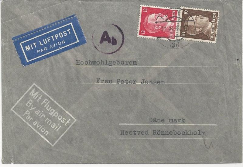 Österreich im III. Reich (Ostmark) Belege - Seite 7 Bild_421