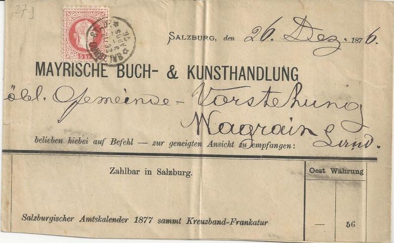 Freimarken-Ausgabe 1867 : Kopfbildnis Kaiser Franz Joseph I - Seite 14 Bild_425