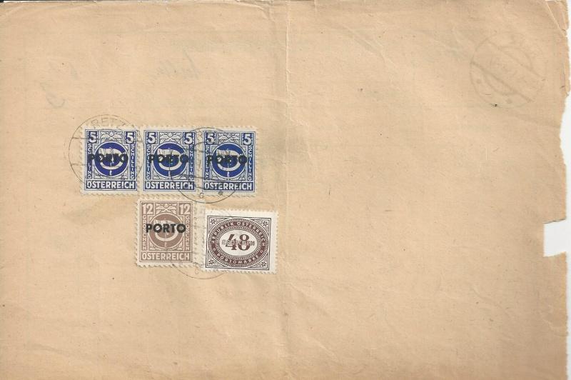 Zustellkarten für Post(Zahlungs)anweisungen Bild_514