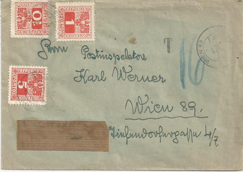 Sammlung Bedarfsbriefe Österreich ab 1945 - Seite 7 Bild_519