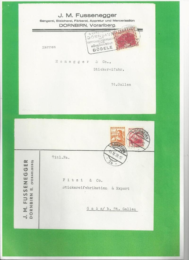 Österreich im III. Reich (Ostmark) Belege - Seite 7 Bild_610