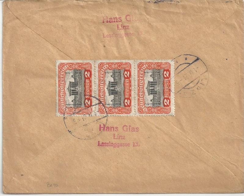 Inflation in Österreich - Belege - 1918 bis 1925 - Seite 7 Bild_612