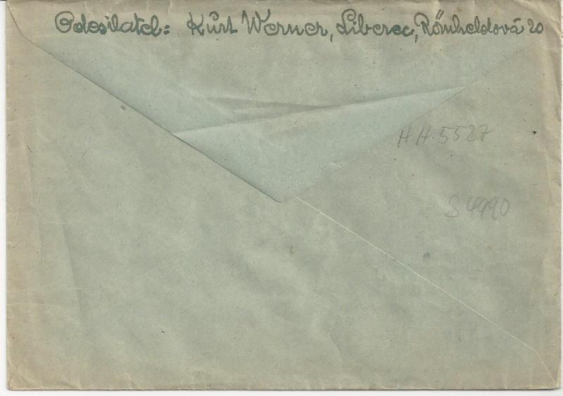 Sammlung Bedarfsbriefe Österreich ab 1945 - Seite 7 Bild_614