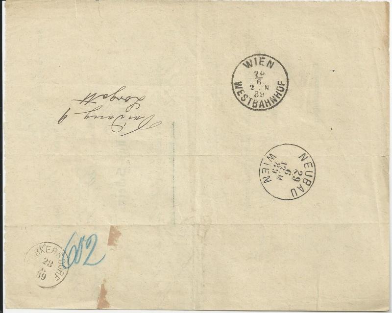 Freimarken-Ausgabe 1867 : Kopfbildnis Kaiser Franz Joseph I - Seite 14 Bild_714
