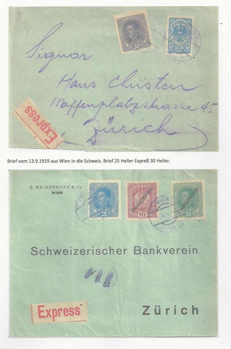 Die Auslandsexpreßgebühr ab 1.9.1918 Bild_911