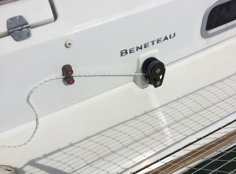 [TECHNIQUE] Installation chariot de Genois réglable ( easy sail ) // Barre d'écoute GSE réglable Img_3815