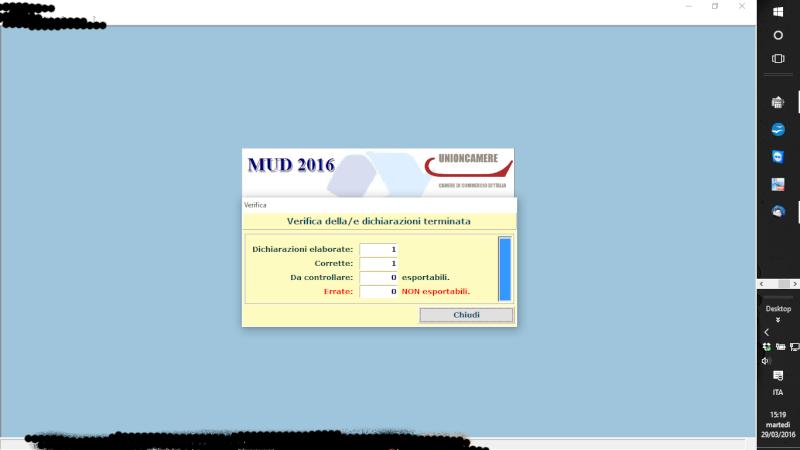 DOMANDA SU MODALITA' DI INVIO E COMPILAZIONE MUD 2016 Esempi15